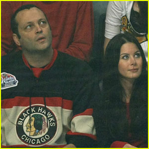 Vince Vaughn & Kyla Weber: Weekend Wedding!