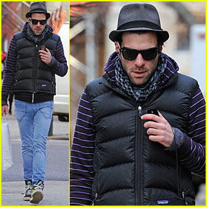 Zachary Quinto: Still Spock, Just No Side Projects