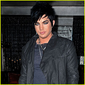Adam Lambert: 'Can You Get Off Your Phone?'