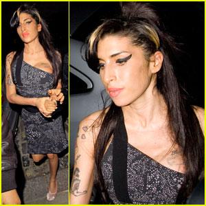Amy Winehouse: Goddaughter Grateful