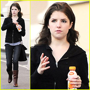 Anna Kendrick Is Up For Groceries