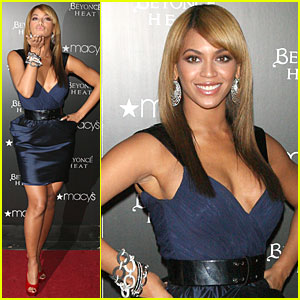 Beyonce is New York City Sizzlin'