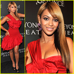 Beyonce Launches Her First Fragrance