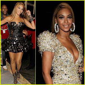 Beyonce Wins 6 Grammys, Sets Record