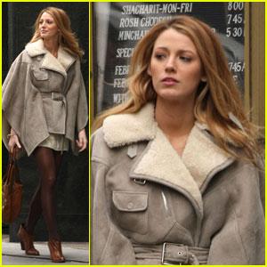 Blake Lively: Serena Chats With Her Dad