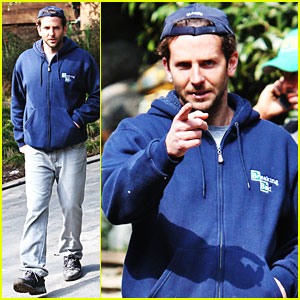 Bradley Cooper: Set to Go 'Grey'