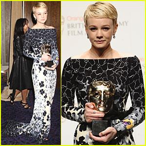Carey Mulligan - BAFTA Awards 2010