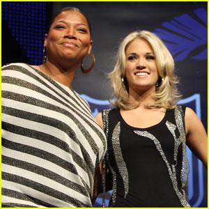 Carrie Underwood & Queen Latifah Do