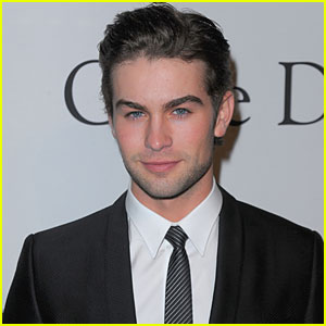 Chace Crawford's Valentine's Day Plans Revealed!