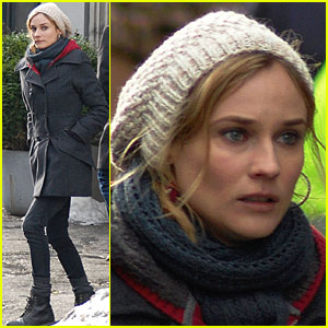 Diane Kruger: 'Quite Tough And A Little Punky'