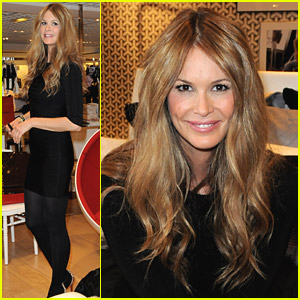 Elle Macpherson: Host Of Britain's Next Top Model