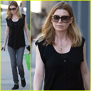 Ellen Pompeo: Vintage Shopping Sweetheart