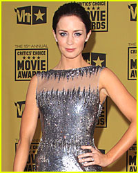 Emily Blunt: I Want to Play a Baddie!