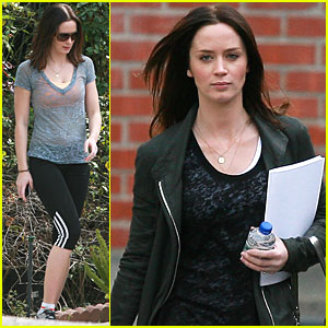 Emily Blunt is Birthday Beautiful