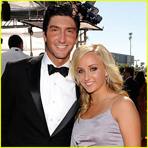are evan lysacek and nastia liukin still dating 2011