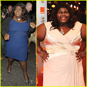 Gabourey Sidibe - BAFTA Awards 2010