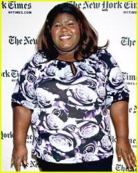 Gabourey Sidibe Knows Her Oscars Dress Already!