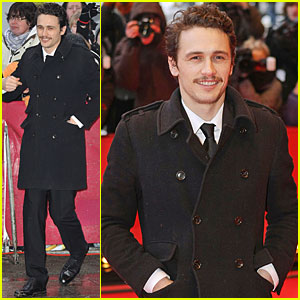 James Franco 'Howl's in Berlin
