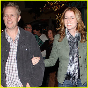 Jenna Fischer's Valentine's Day Revealed