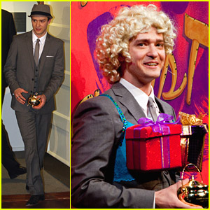 Justin Timberlake: Hasty Pudding Pot Man Of The Year