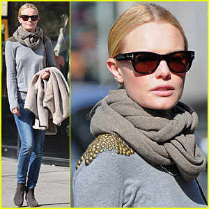 Kate Bosworth: Bread Me Up, Buttercup!