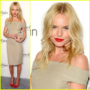 Kate Bosworth: Calvin Klein Collection