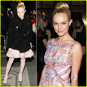 Kate Bosworth: Rouge Coco de Chanel Dinner!