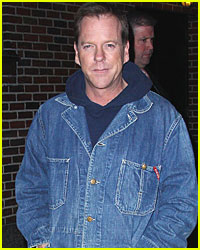 Kiefer Sutherland Undergoes Elective Surgery