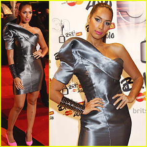 Leona Lewis: Beautiful at The Brit Awards