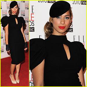 Leona Lewis is Marvelous in McQueen
