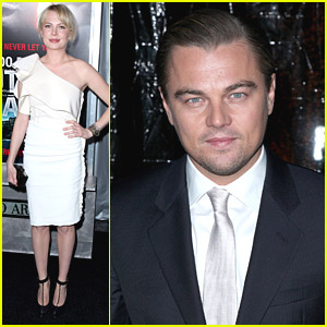 Leonardo DiCaprio & Michelle Williams Star In 'Shutter Island'