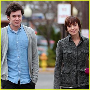 Lorene Scafaria: Adam Brody's New Girlfriend!