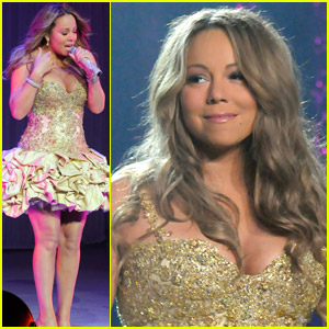 Mariah Carey Performs At CityWalk