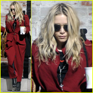 Mary-Kate Olsen Launches New Denim Line
