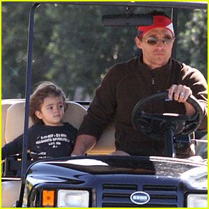 Matthew McConaughey & Levi: Golf Cart Guys