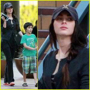 Megan Fox: I'm Really Maternal