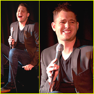 Michael Buble Is A Polished Pe
