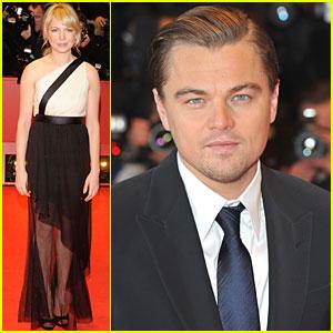 Leonardo DiCaprio & Michelle Williams Premiere 'Shutter Island'