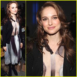 Natalie Portman is Ready for Rodarte