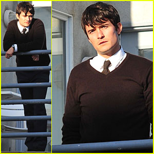 Orlando Bloom: 'Good Doctor' & Date Night!