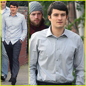 Orlando Bloom: What's Up, Doc?
