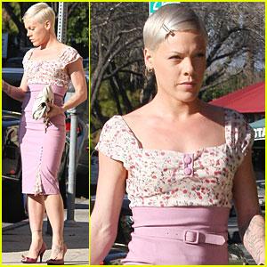 Pink is Chic in Sherman Oaks