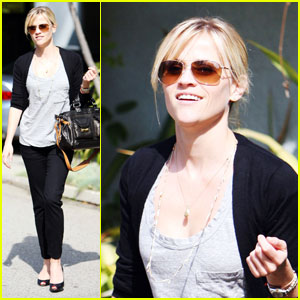 Reese Witherspoon: Giddy Girl