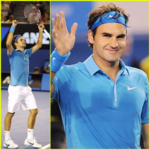 Roger Federer Wins 16th Grand Slam Title