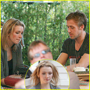Ryan Gosling: Early Valentine's Day Date?