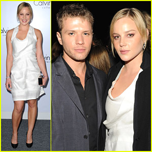 Abbie Cornish couple