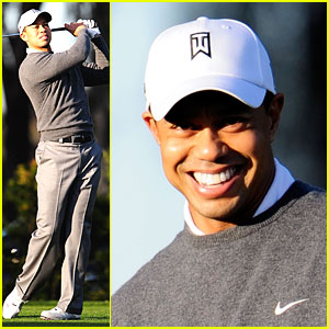 Tiger Woods Returns to Golf!