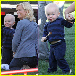 Amy Poehler: Archie On The Lot!