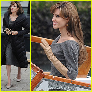 Angelina Jolie is a Beautiful Boater
