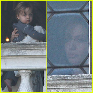 Angelina Jolie: It's a Hard Knox Life
